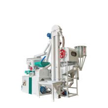 High efficiency popular rice mill machine