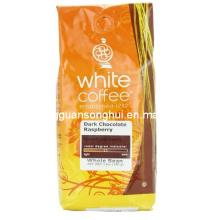 White Coffee Packing Bag/Plastic Coffee Bag