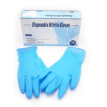 High quality disposable nitrile gloves