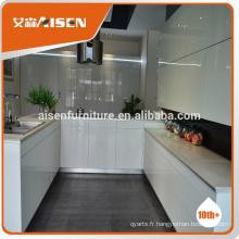 Fournisseur d'armoires de cuisine professionnelles de la province du Zhejiang