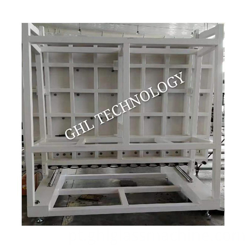 Glazing Glass Machine