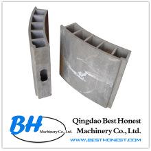Piezas de hierro fundido (hierro dúctil / hierro gris)