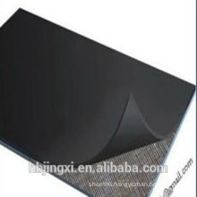 Petrol Resistant Cloth Inserted NBR Nitrile Butadiene Rubber Sheet