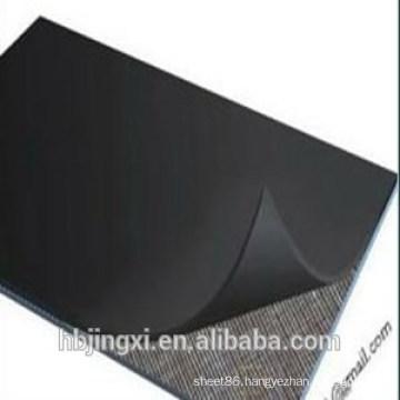 Petrol Resistant Cloth Inserted NBR Nitrile Butadiene Rubber Sheet