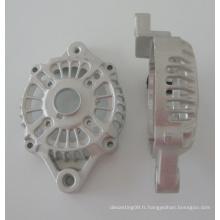 Boîtier de palier en aluminium à alternateur automatique
