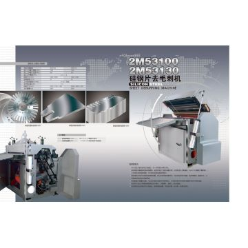 Motor Silicon Steel Entgraten Maching