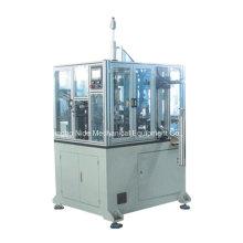 Machine d'insertion automatique d'arbre d'armature