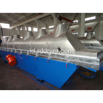 Mesin Pengering Fluid Bed Horizontal