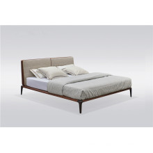 Italy design leather bed