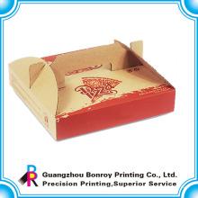 China billige neue Design benutzerdefinierte laminierte Bäckerei Verpackung