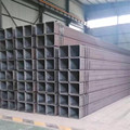 100X200mm Seamless Hot Roller Steel Rectangular Tube
