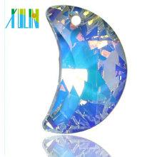 Grânulos de pingente de cristal espumantes de moda para fazer jóias