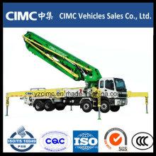 Высокое качество Isuzu бетононасос грузовик 8х4 48 метров