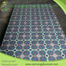 Pappel Core 2.2mm Papier Overlay Sperrholz für dekorative