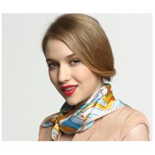 Small Table Printed Silk Fashion Neck Tie