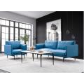 Sofá de escritório e cadeira para gerente