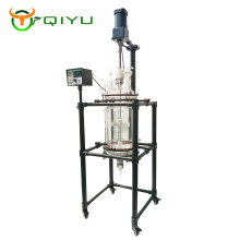 QIYU 10L solid phase synthesis reactor factory price with Framework