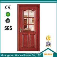 Interior/Exterior Solid Wooden Door for Hotel/Villa Project