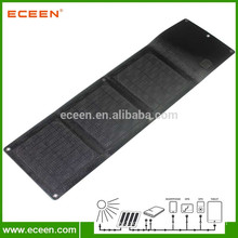 10W Semi Flexible Solar Panel with ETFE Material color solar panel