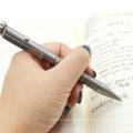 Multi Function Self Protect Titanium Bolt Action Pen