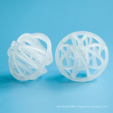 Plastic Hacketten ball for water treatment