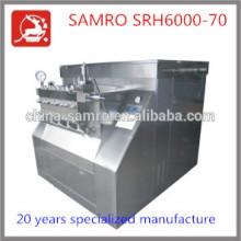 Chinese manufacture SRH6000-70 homogenizer for Indian Shrimp