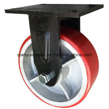 Roulette rigide ultra robuste de 300 mm, roulette industrielle