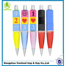 2015 best advertising gifts plastic pens for promotion