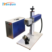 Máquina de gravação a laser para joias de ouro e prata 50W