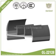 Puerta PVC perfil contenedor contenedor puerta junta 78mm