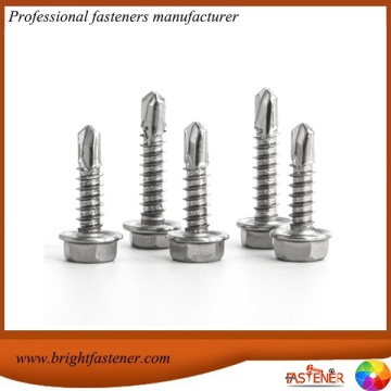 DIN7504 Countersunk Head Drilling Thread Screw