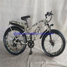"""26"""" Big Power 8 Fun Motor Fat Tire Mountain Electric Bike Ebike"""