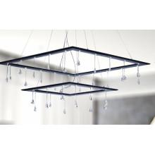 Moderne doppelte Plattform-hängende LED-Lampen (AD11007-20 + 12B)