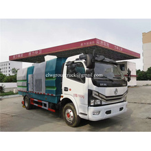 Dongfeng D7 new vertical filter cartridge suction truck