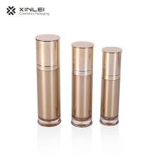 silver cosmetics makeup essential oil  pump bottle