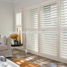3.5'' Basswood window shutters