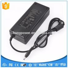 Fuente de alimentación lineal 12v adaptador de enchufe del enchufe de la energía del dc fuente de alimentación conmutando del garmin 10A 120W