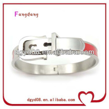 2014 nouveau design populaire en acier inoxydable 316L bracelet