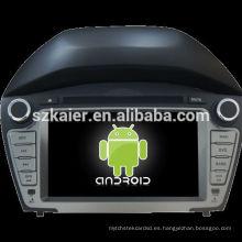 HOT! 4.2.2 VERSIÓN Android sistema de DVD del coche para 2014 Hyundai IX35
