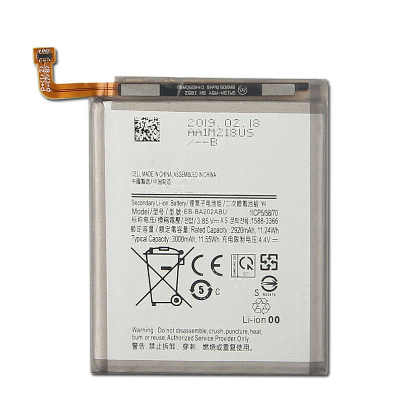 Samsung A20e Battery
