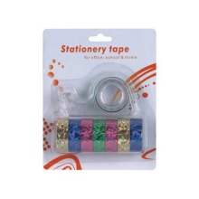 Colorful Laser Tape With Holder