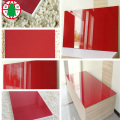 High Gloss laminated UV MDF for furniture