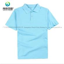 Promotional Cotton Polo Neck Shirt