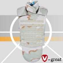 Full Protection Bulletproof Jacket for Self-Defense
