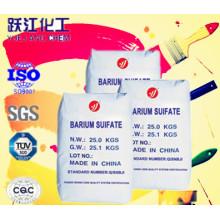 High Whiteness Pigment Precipitated Barium Sulfate