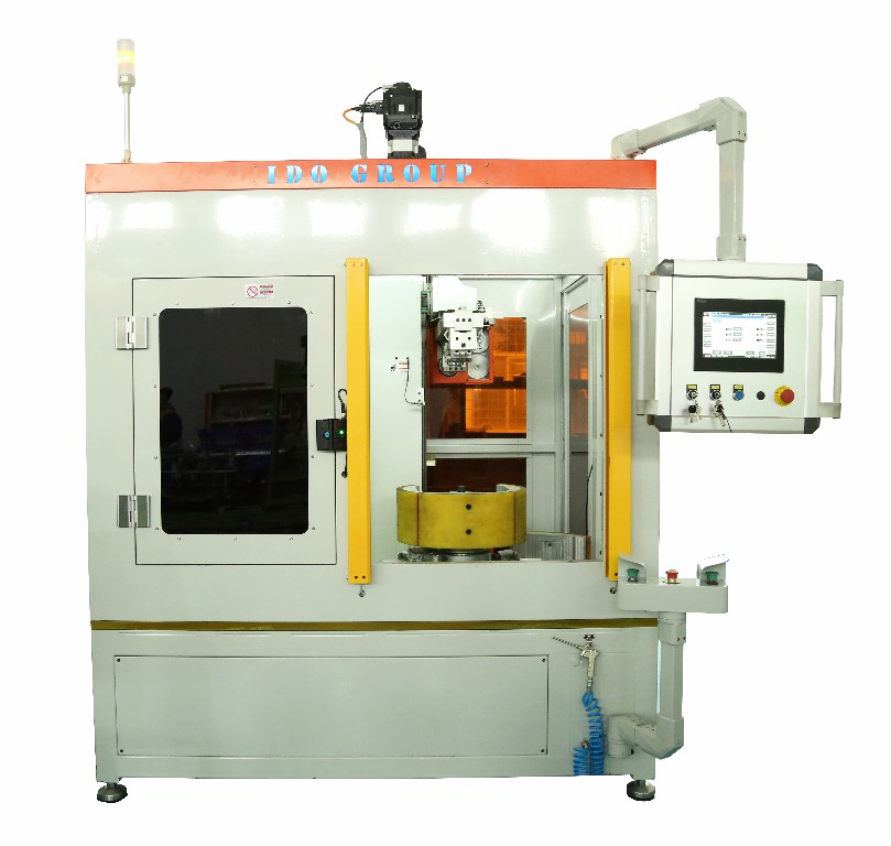 Drum Shrink Edge Flanging Machine