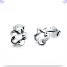 Prata jóias brinco de moda 925 jóias de prata esterlina (se011)