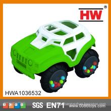 Novo Design Roda livre carro de borracha brinquedo carro pequeno carro