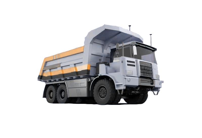 Dump Truck for Underground