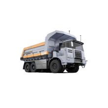 Camión volquete minero para minas subterráneas